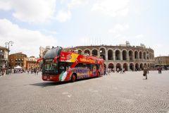 Verona: Bilhete de Ônibus Hop-On Hop-Off 24 ou 48 Horas