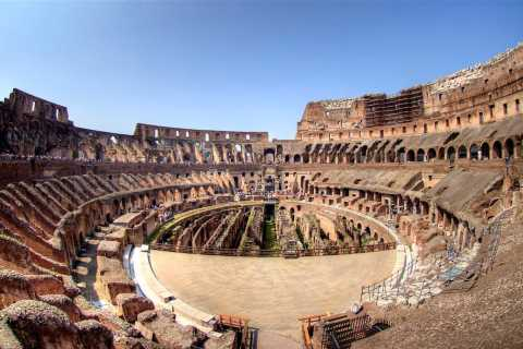 Rome: Imperial Highlights Half-Day Small Group Tour