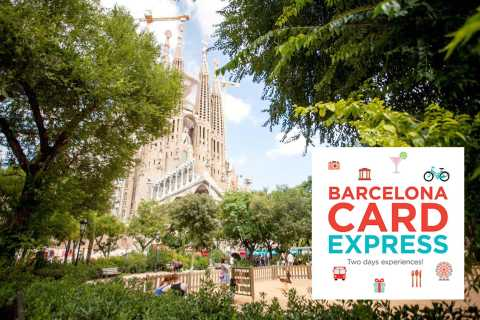 Barcelona Express Card: 2 Tage Transport und Rabatte