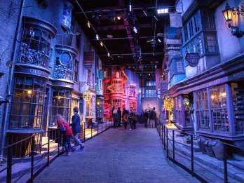 Harry Potter: Warner Bros. Studiotour mit Transfer