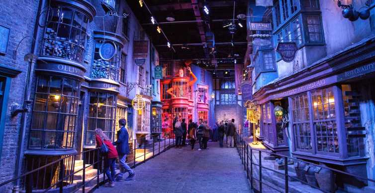 Harry Potter: Warner Bros. Studio Tour with Transfer