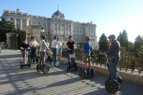 Madrid: tour de 2 horas en Segway