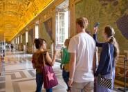 Früheinlass: Vatikan-Museen, Sixtinische Kapelle & Petersdom