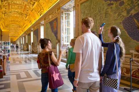 Vatican: Early Entry to Museums, Sistine Chapel & St Peter's