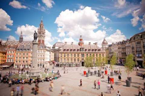 Vieux Lille 2-Hour Guided Walking Tour