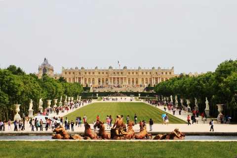 Versailles: ingresso alla Reggia e tour in bici dei giardini
