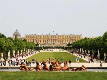 Ohne Anstehen: Fahrrad- und Schlosstour in Versailles