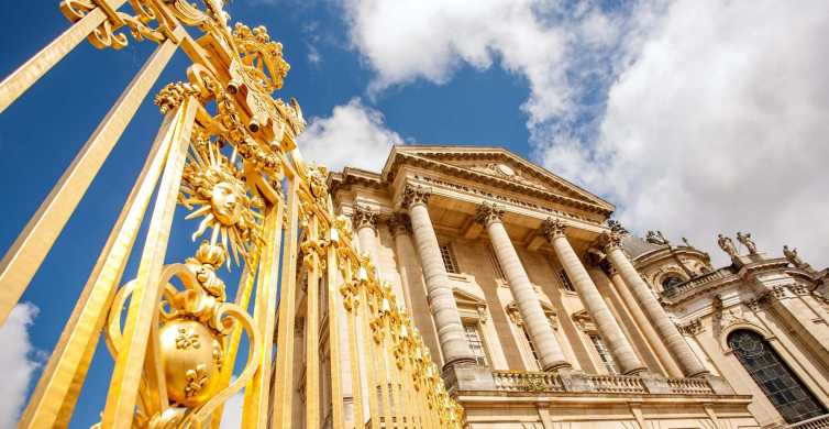 Skip the Line Versailles Tour from Paris via Train