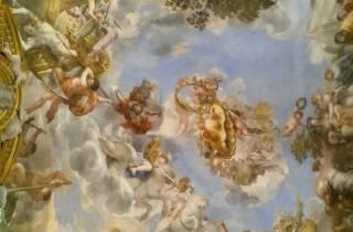 Florenz: Führung in der Galleria Palatina des Palazzo Pitti
