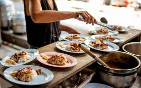 Old Town Bangkok Food Tour (Small & Intimate Group)