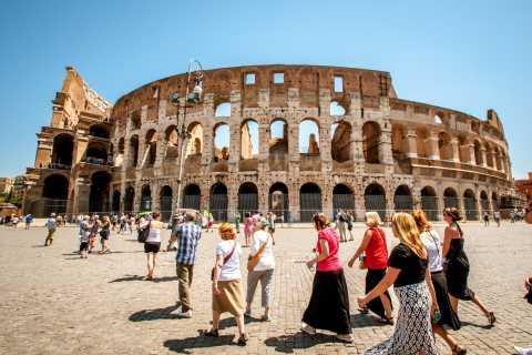 Skip the Line: Colosseum and Roman Forum Walking Tour