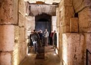 Kolosseum: Untergrund-Führung mit bevorzugtem Einlass