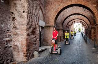 Rom bei Nacht: Segway-Tour mit Guide