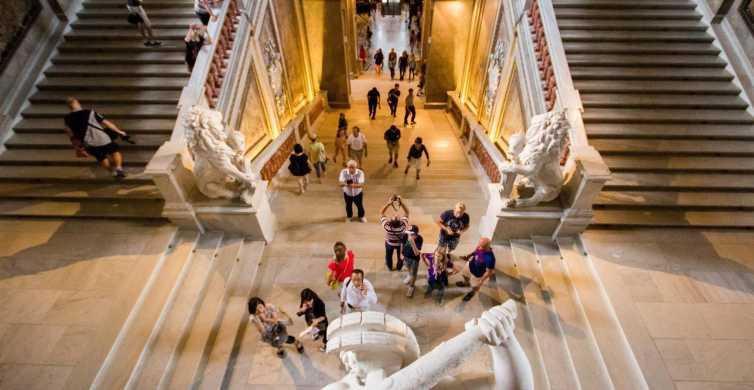 Combo: Museo de Historia del Arte y Tesoro Imperial de Viena