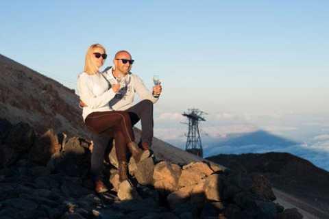 Mount Teide Sunset & Stars with Optional Transfer & Dinner
