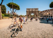 Rom: Erkundungstour per Fahrrad