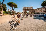 Rome: 3-Hour Bike Tour