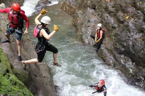 Arenal Volcano: Waterfall Jumping & Extreme Canyoning