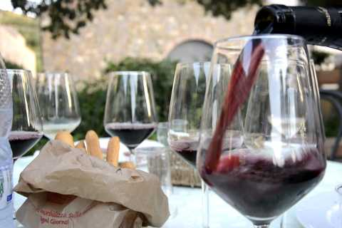 Cefalù: Half-Day Wine Tasting Tour in Castelbuono