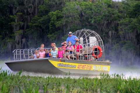 Orlando Everglades Half-Day Tour with VIP Option