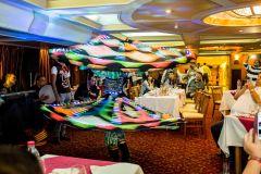 Cairo: Jantar em Cruzeiro no Rio Nilo