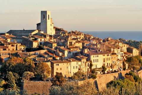 French Riviera Private Half-Day Tour