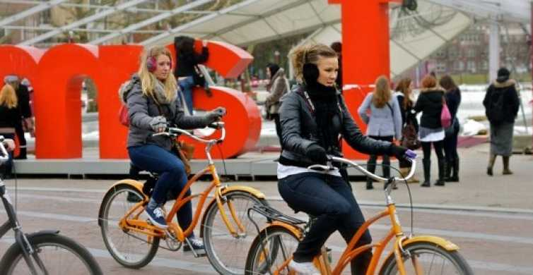 Amsterdam: Private Bike Tour