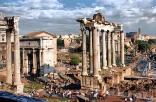 Ab Civitavecchia: Rom auf eigene Faust entdecken