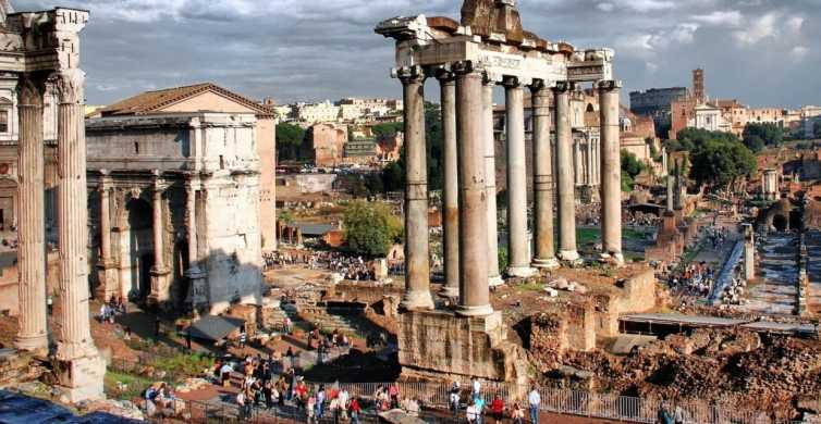 Rome On Your Own: Bus Transfer from Civitavecchia
