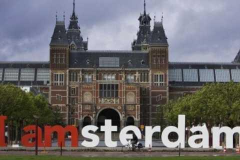 Amsterdam: Private City Walk