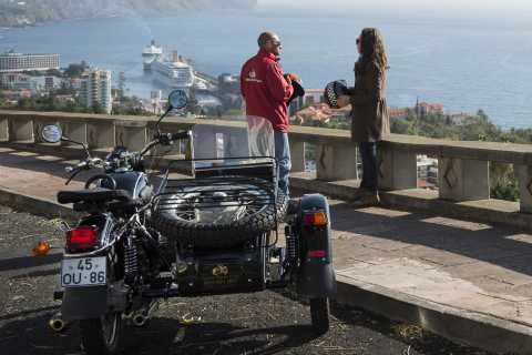 Madeira 4-Hour Scenic Tour by Sidecar