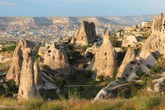 Cappadocia 2-Day Tour de Istambul a um ônibus de noite