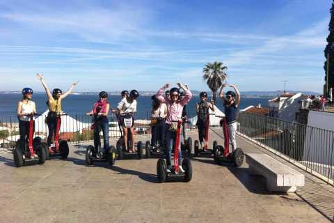 Lisbon: Alfama Segway Tour