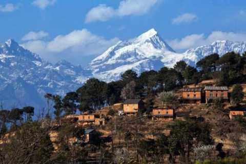 Nepal Nagarkot Hiking