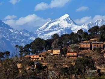 Nagarkot in Nepal: Wandertour
