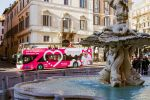 Rome: Hop-on Hop-off Sightseeing Bus Tour