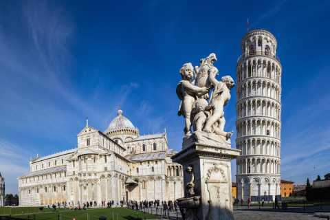 Pisa City Center: 2-Hour Private Tour