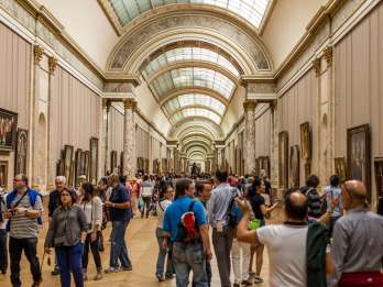 Paris: Führung im Louvre ohne Anstehen
