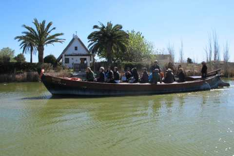 From Valencia: Albufera Natural Park Bus, Cruise and Lunch