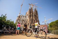 Destaques de Barcelona: Excursão Turística de Bicicleta