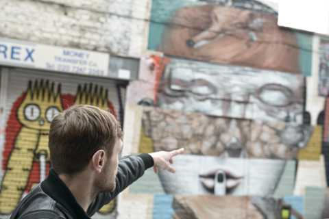 Alternative London 2-Hour Street Art Walking Tour