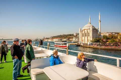 Bosporus am Morgen: Halbtagestour mit Schifffahrt