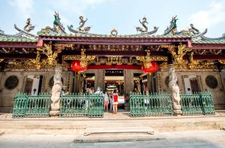 Chinatown Singapur: Geführter Rundgang