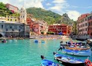 Ab Livorno: Cinque Terre Landausflug per Minivan