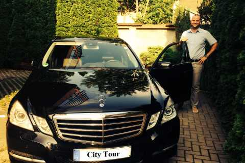 Airport Transfer and 1-Hour Orientation Tour of Budapest
