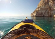 Cagliari: Kajaktour zum Teufelssattel