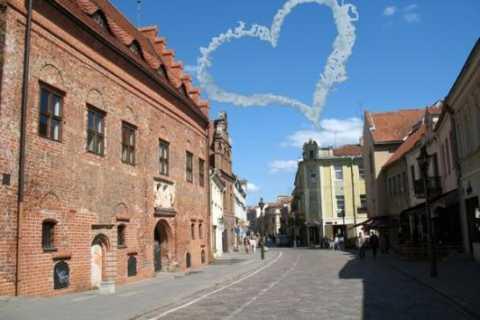Kaunas Tour: Historias de amor