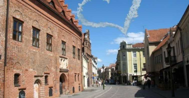Kaunas Tour: Love Stories