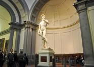 Florenz: Accademia, Uffizien & Stadtführung