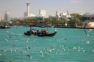 Dubais Erbe: Private Tour und Wasserflugzeugtour